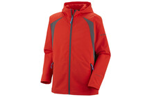 Columbia Boy's Glacier Tech Softshell hot rod/grill